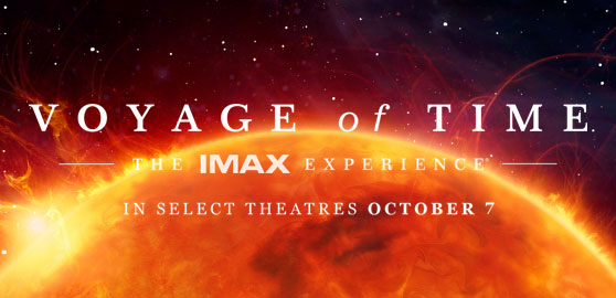 7997a9788c Voyage of Time | IMAX